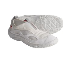 Timberland Earthkeeper Wake Shoes - Slip-Ons (For Women) in White - 2nds
