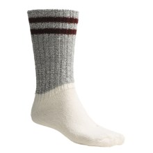 Timberland Earthkeepers 2-Band Socks - Recycled Materials (For Men) in Oxblood - Closeouts