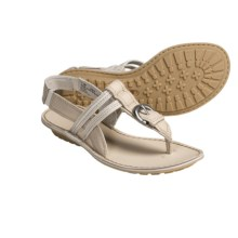 Timberland Earthkeepers 2.0 Greenside Thong Sandals (For Women) in Antique White - Closeouts