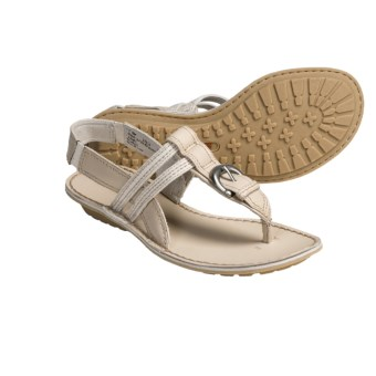 Timberland Earthkeepers 2.0 Greenside Thong Sandals (For Women) in Antique White