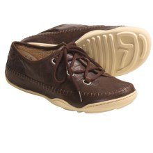 Timberland Earthkeepers Barestep Lace Shoes - Oxfords, Leather (For Women) in Dark Brown - Closeouts