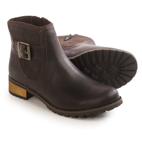 Timberland Earthkeepers Bethel Heights Ankle Boots Leather (For Women)