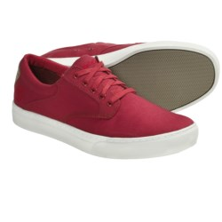 Timberland Earthkeepers Canvas Shoes - Oxfords (For Men) in Red