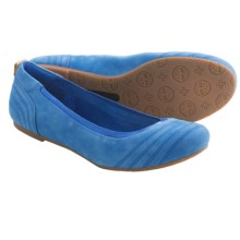 Timberland Earthkeepers Elsworth Ballerina Shoes - Recycled Materials (For Women) in Royal Blue - Closeouts