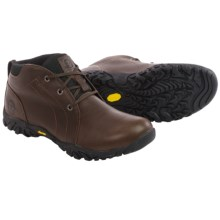 Timberland Earthkeepers Gorham Chukka Boots - Waterproof, Leather (For Men) in Dark Brown - Closeouts