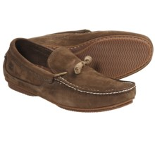 Timberland Earthkeepers Heritage Auburndale Shoes - 1-Eye (For Men) in Dark Brown - Closeouts