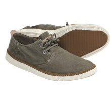 Timberland Earthkeepers Hookset Oxford Shoes - Canvas (For in Olive - Closeouts