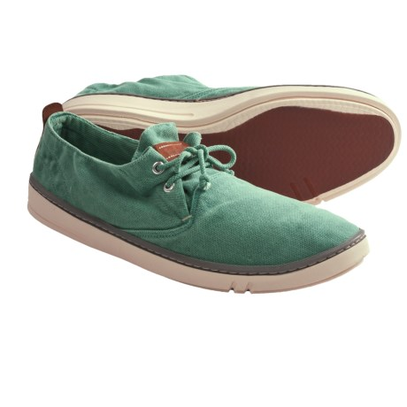 Timberland Earthkeepers Hookset Oxford Shoes - Canvas (For Men) in Green