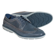 Timberland Earthkeepers Kempton Brogue Oxford Shoes - Leather (For Men) in Blue - Closeouts