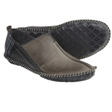Timberland Earthkeepers Lounger Shoes - Slip-Ons (For Men) in Grey/Black - Closeouts