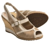 Timberland Earthkeepers Maeslin Sandals - Peep Toe, Sling-Back (For Women)