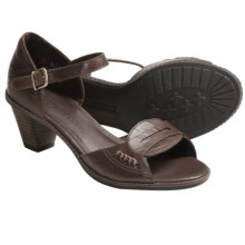 Timberland Earthkeepers Montvale Sandals - Leather (For Women) in Brown - Closeouts