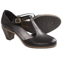 Timberland Earthkeepers Montvale T-Strap Shoes (For Women) in Black