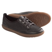 Timberland Earthkeepers Northport Oxford Shoes - Leather (For Women) in Black - Closeouts