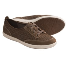 Timberland Earthkeepers Northport Oxford Shoes - Leather (For Women) in Dark Brown - Closeouts