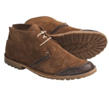 Timberland Earthkeepers Original Handcrafted Chukka Boots - Suede (For Men) in Red Brown Suede - Closeouts