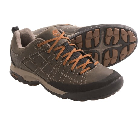 Timberland Earthkeepers Radler Summit Approach Low Shoes - Recycled Materials (For Men) in Cactus