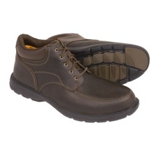 Timberland Earthkeepers Richmont Chukka Boots - Leather, Moc Toe (For Men) in Dark Brown - Closeouts