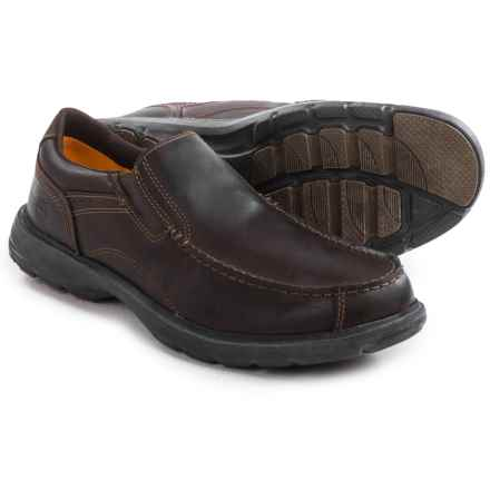 Timberland Earthkeepers Richmont Shoes - Slip-Ons (For Men) in Dark Brown - Closeouts