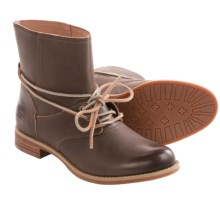 Timberland Earthkeepers Savin Hill Ankle Boots - Lace-Ups (For Women) in Olive - Closeouts