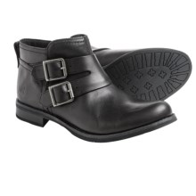 Timberland Earthkeepers Savin Hill Ankle Boots - Leather (For Women) in Black - Closeouts