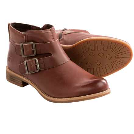 Timberland Earthkeepers Savin Hill Ankle Boots - Leather (For Women) in Brown - Closeouts