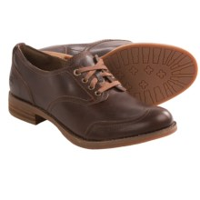 Timberland Earthkeepers Savin Hill Oxford Shoes (For Women) in Brown - Closeouts