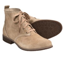 Timberland Earthkeepers Shoreham Desert Boots (For Women) in Tan Suede - Closeouts