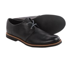 Timberland Earthkeepers Stormbuck Lite Oxford Shoes - Leather (For Men) in Black - Closeouts