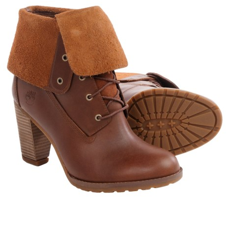 Timberland Earthkeepers Stratham Heights Boots - Leather (For Women)
