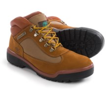 Timberland Field Boots - Nubuck (For Men) in Sundace Nubuck - Closeouts