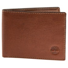 Timberland Fine Break Wallet - Leather in Clay - Closeouts