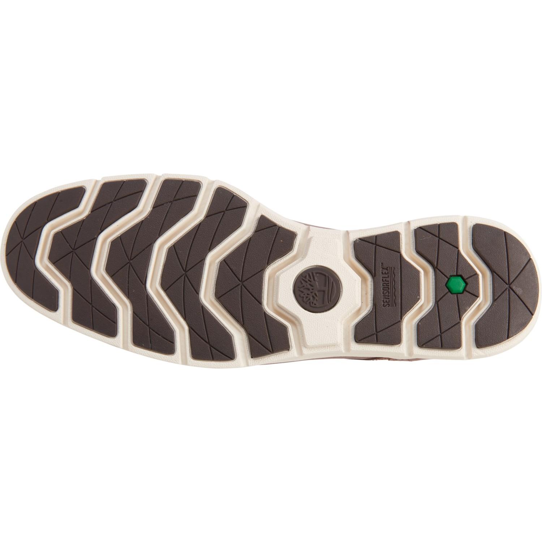 timberland mens franklin park brogue oxford shoes black