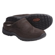 Timberland Front Country Clogs - Leather, SmartWool® Insole (For Men) in Brown Nubuck - Closeouts