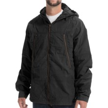 Timberland Front Country Hiker Jacket (For Men) in Black - Closeouts