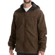 Timberland Front Country Hiker Jacket (For Men) in Cocoa - Closeouts