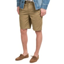 Timberland Grafton Lake Chino Shorts (For Men) in British Khaki - Closeouts