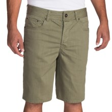 Timberland Grafton Lake Shorts (For Men) in Cassel Earth - Closeouts