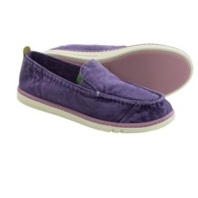 Timberland Hookset Handcrafted Shoes - Slip-Ons (For Big Kids) in Purple - Closeouts