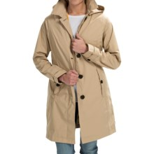 Timberland HyVent® Rosebrook 2-in-1 Jacket - Waterproof (For Women) in Travertine - Closeouts