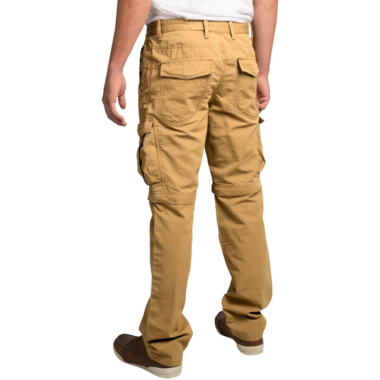 Timberland Ivanhoe Lake Convertible Hiking Pants (For Men