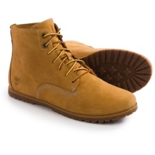 Timberland Joslin Chukka Boots - Nubuck (For Women) in Wheat - Closeouts