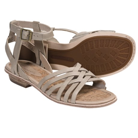 Timberland Katama Strappy Sandals (For Women) in Light Brown