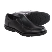 Timberland Kempton Shoes - Moc Toe, Slip-Ons (For Men) in Black - Closeouts