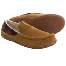 Timberland Kick-Around Suede Slippers (For Men) in Tan - Closeouts