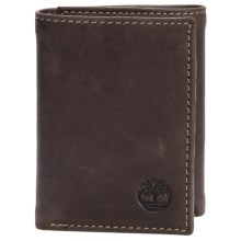 Timberland Marlboro Trifold Wallet in Brown - Closeouts