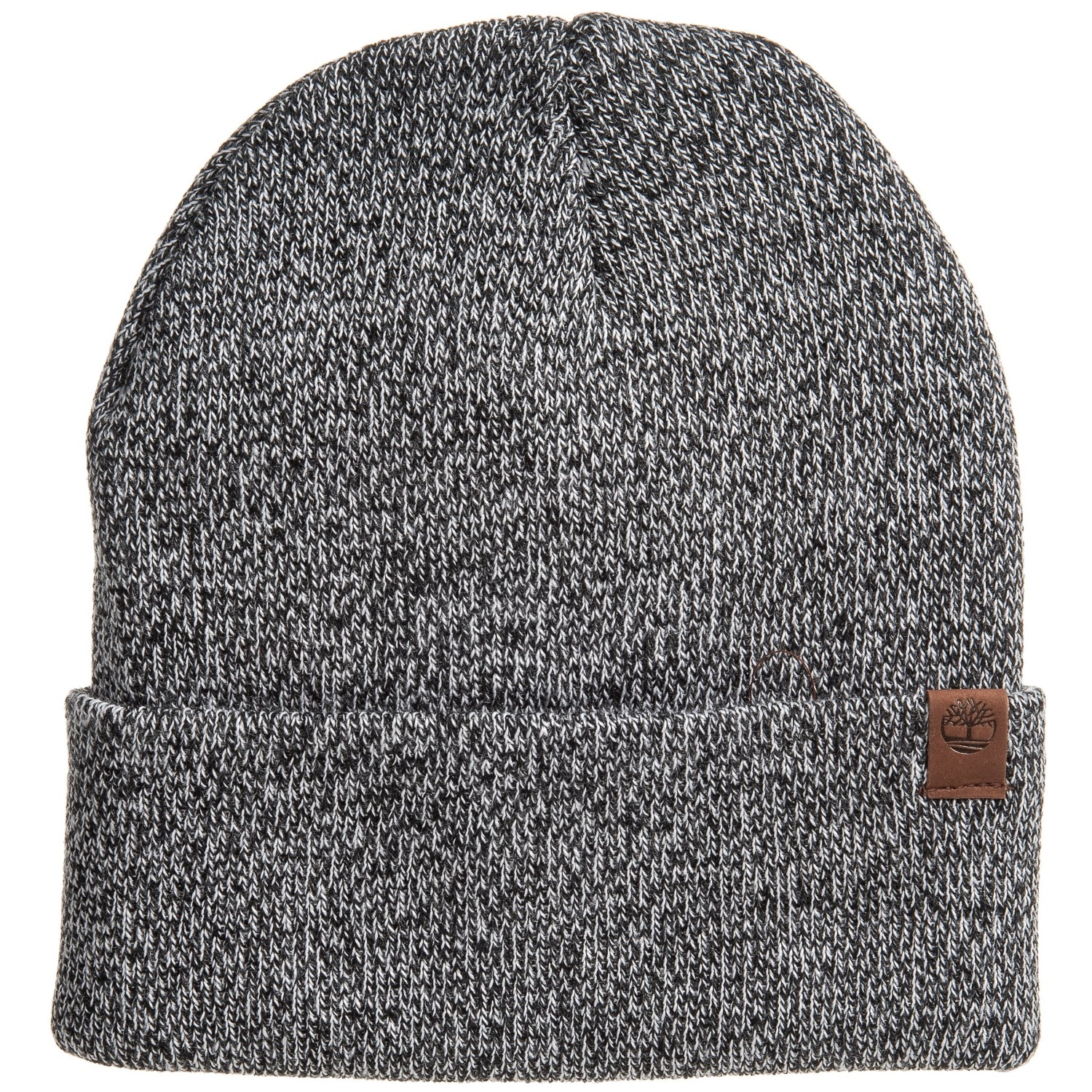 b56c32428f8 Timberland Marled Beanie (For Men) in Black ...