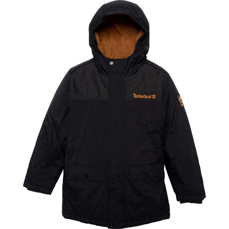Timberland Monroe Snorkel Hooded Jacket (For Big Boys