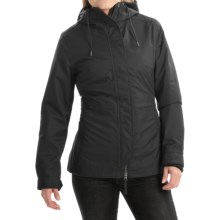 Timberland Mount Cabot 3-in-1 Rain Coat - Waterproof (For Women) in Black - Overstock