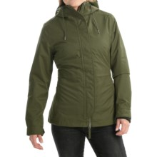 Timberland Mount Cabot 3-in-1 Rain Coat - Waterproof (For Women) in Forest Night - Overstock